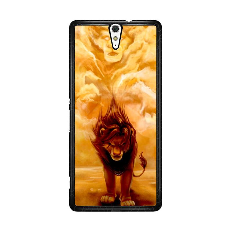 Flazzstore Disney Lion King Z0074 Custom Casing for Sony Xperia C5 Ultra
