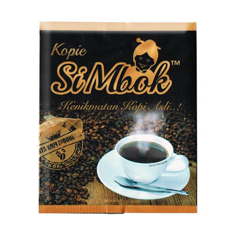 Kopie SiMbok Kopi Bubuk with Gula [25 g/10 Sachet]