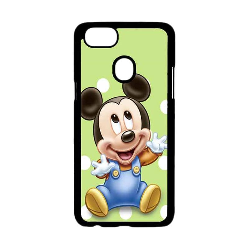 harga OEM Mickey Mouse Images Custom Hardcase Casing for OPPO F5 Blibli.com