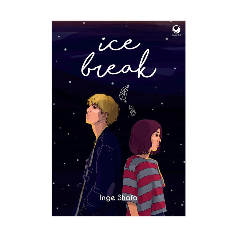 GRASINDO Ice Break by Inge Shafa Buku Novel