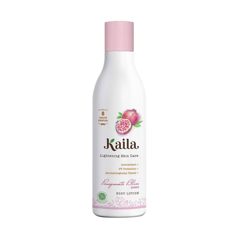 Kaila Pomegranate Bliss Body Lotion