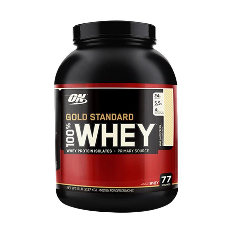 FS Optimum Nutrition Vanilla 100 WHEY Gold Standard