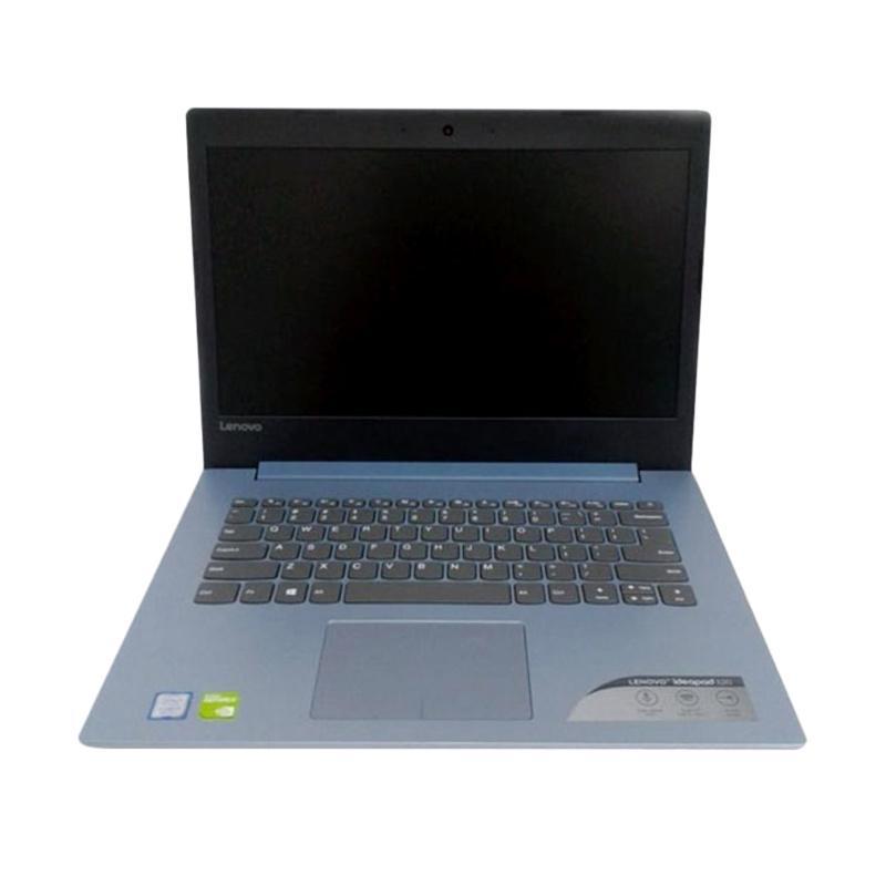 harga Lenovo IdeaPad 320-14AST-80XU00-0UID DENIM BLUE - [AMD A9 9420 3.0-3.60GHz/4GB/1TB/R5 M530 2GB/14