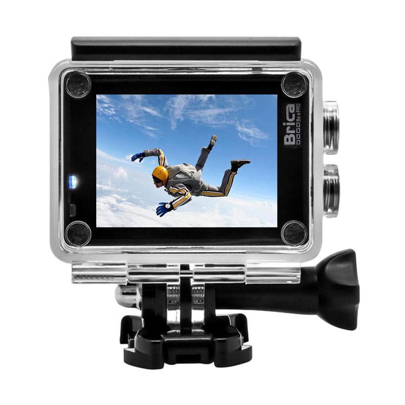 Jual Brica B-PRO 5 Alpha Edition 2 AE2 4K Wifi Action Camera - Silver [Camera Only] Online - Harga & Kualitas Terjamin | Blibli.com