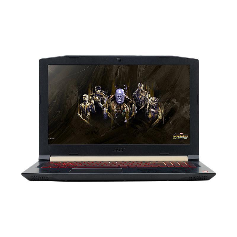 harga RATU PLAZA - Acer Nitro AN515-51-5822 Thanos Edition Notebook [15.6 Inch/ i5-7300HQ/ GTX1050 4GB/ 8GB/ 128GB SSD + 1TB HDD/ W10 Home] Blibli.com