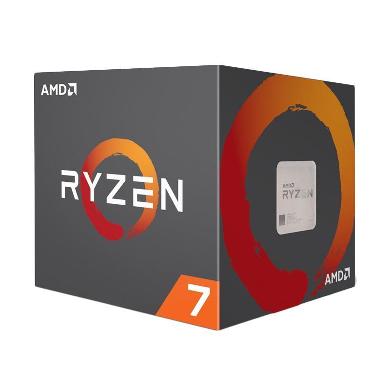 harga AMD AM4 RYZEN 7 2700 BOX WRAITH COOLER Blibli.com