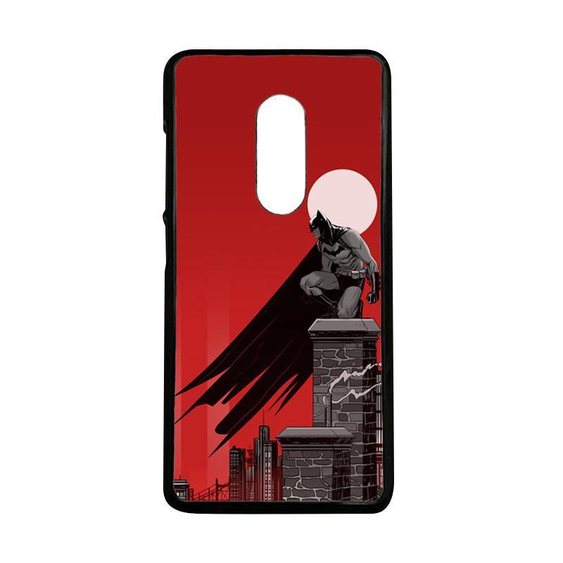 harga Cococase Batman Red Moonlight O0653 Casing for Xiaomi Redmi Note 4 Blibli.com
