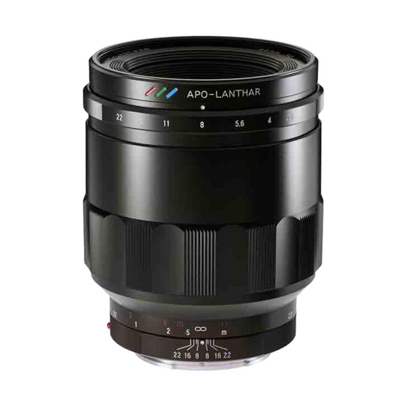 Voigtlander by Cosina MacroACRO APO LANTHAR 65mm f 2 Aspherical Lensa Kamera for Sony E mount
