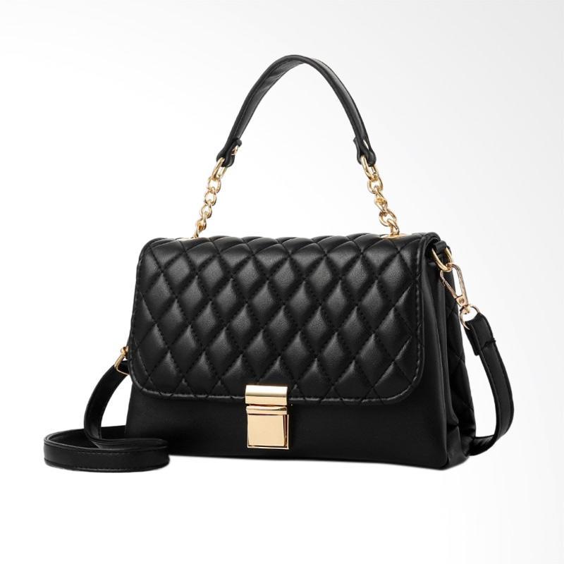 Garucci Trd 4059 Tas Clutch Bag Wanita Sintetis Cantik Pink Daftar Source · Ulasan Terbaru Purnama Import Tas Pesta Selempang Wanita Black Dan Harganya