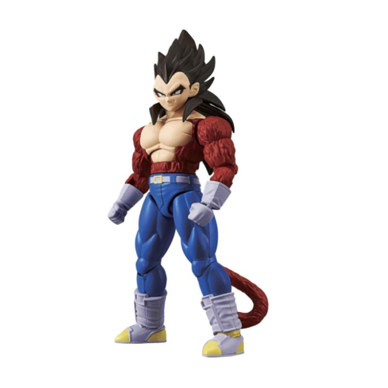 Bandai Rise Standard Dragon Ball Super Saiyan 4 Vegeta Action Figures