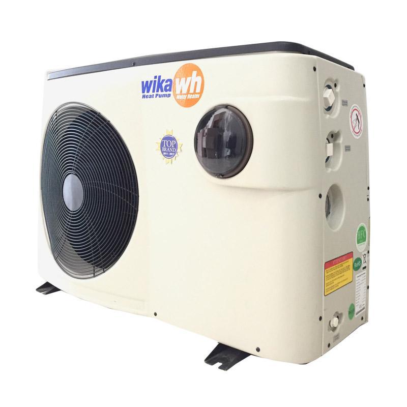 Pool Heat Pump >> Wika Heatpump Pool Hpsf 8 8 170 Pemanas Air Elektrik