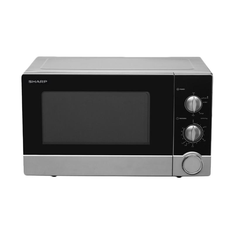 SHARP R 21D0 S IN Microwave Oven 23 L