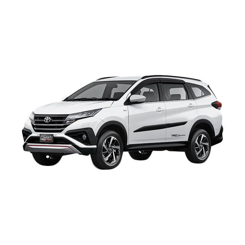 Toyota New Rush 1 5 G