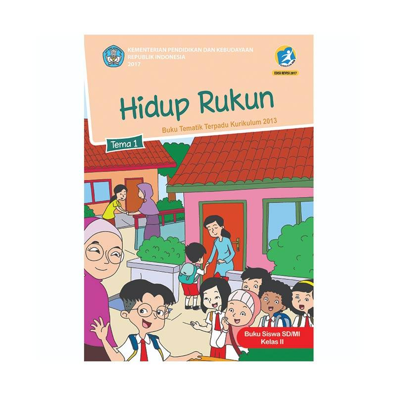 Jual Kemendikbud Republik Indonesia Tema 1 Hidup Rukun Buku Tematik Terpadu Kurikulum 2013 Online Oktober 2020 Blibli Com