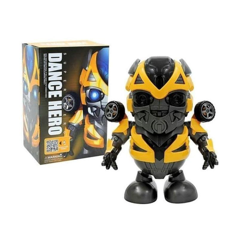 harga Avenger Bumblebee Dance Robot Super Hero LD-555B Blibli.com