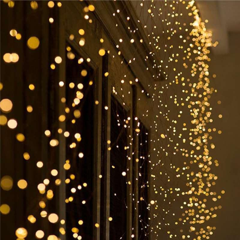 Jual 280 Led String Light Outdoor Garden Xmas Party Fairy Tree Lamp Waterproof Online Desember 2020 Blibli