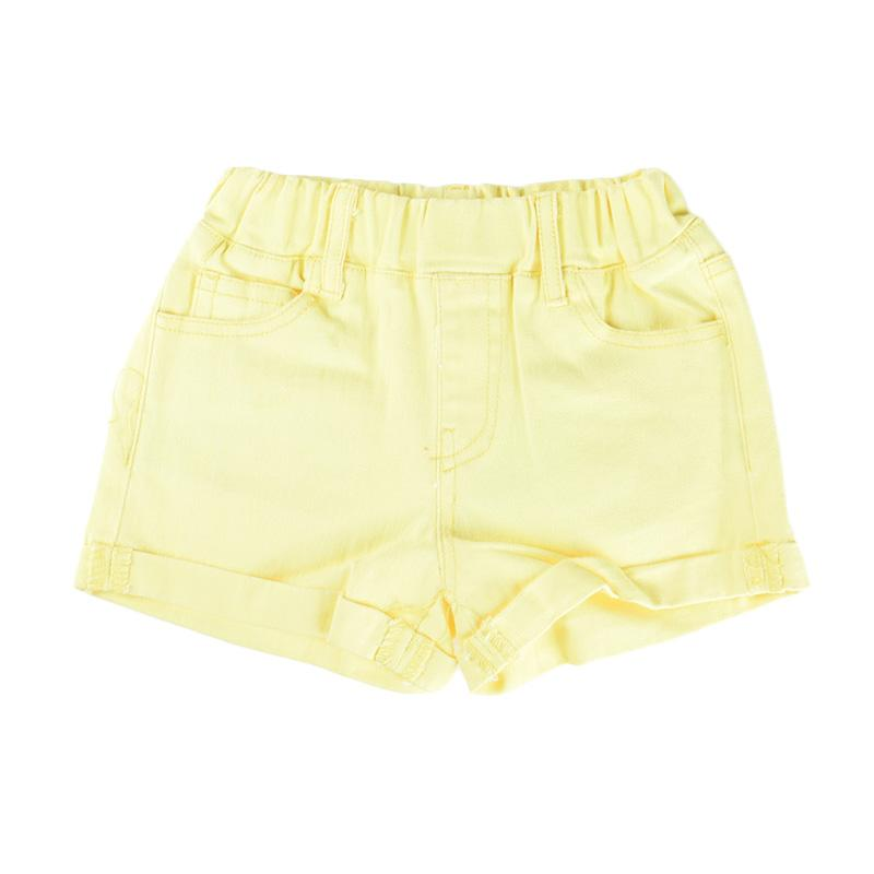 Cabriole 115- Adel & Audrey Hot Pants - Yellow