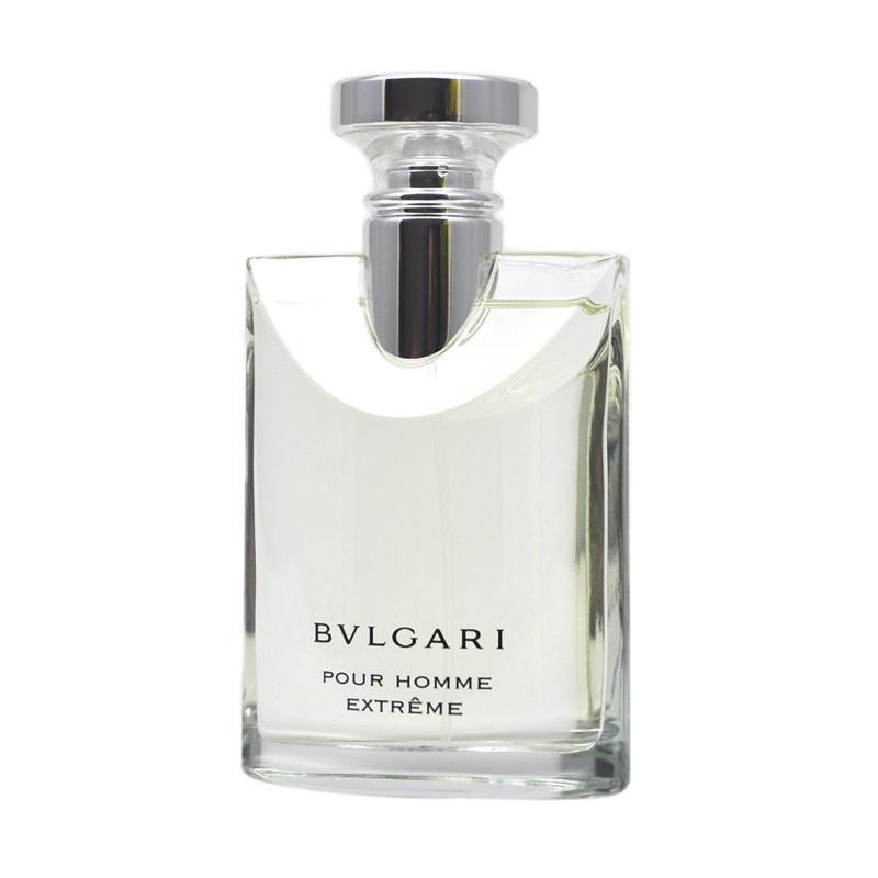 Bvlgari Pour Homme Extreme EDT Parfum Pria [100 mL] Ori Tester Non Box