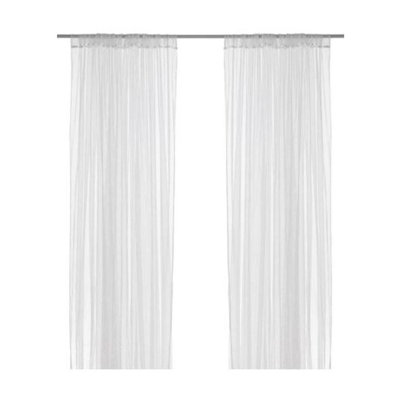 Ikea Lill Gorden Jaring - Putih