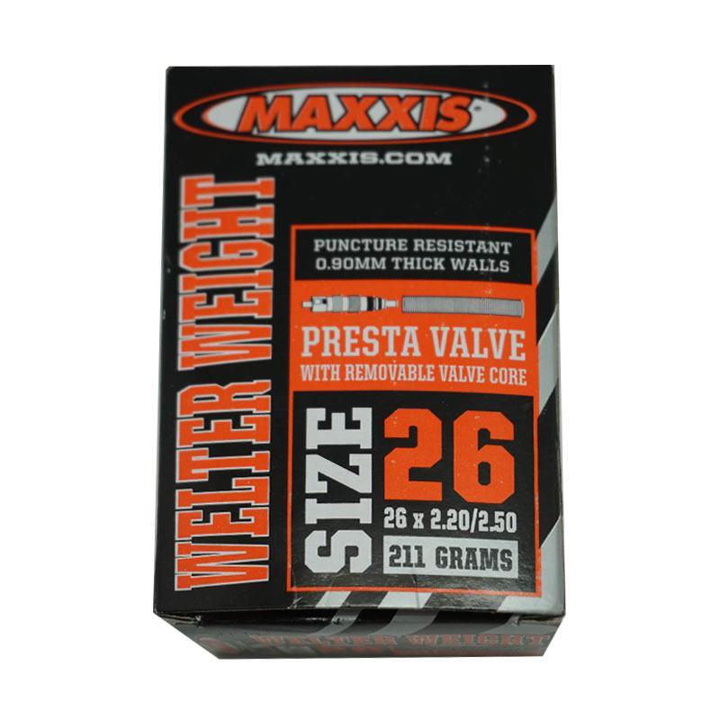 Maxxis Tube Presta Valve [26x2.20/2.50]