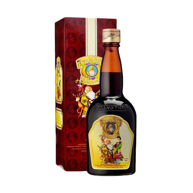 Orang Tua Anggur Premium [500 mL]