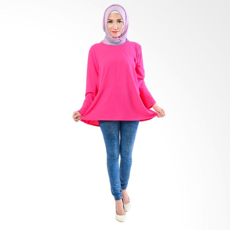 Ayako Fashion AY Hera 714 Blouse - Pink