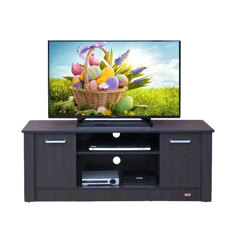 MD Furniture Rak TV Minimalis [2 Pintu]