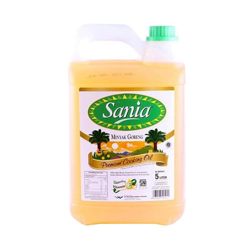 harga Sania Jerigen Minyak Goreng [5 Liter] Blibli.com
