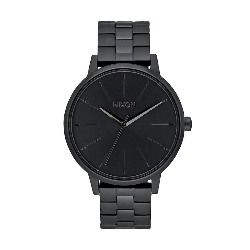 Nixon A099001 Kensington Analog Watch Jam Tangan Pria - Black
