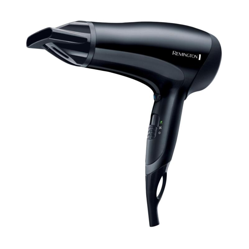 Remington D3010 Hair Dryer - Black