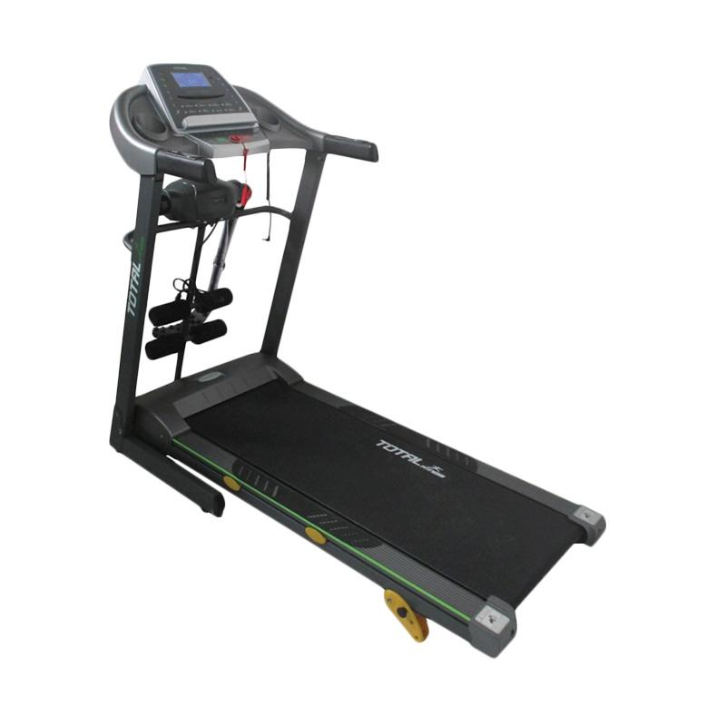 Total Fitness TL-288 Treadmill Elektrik