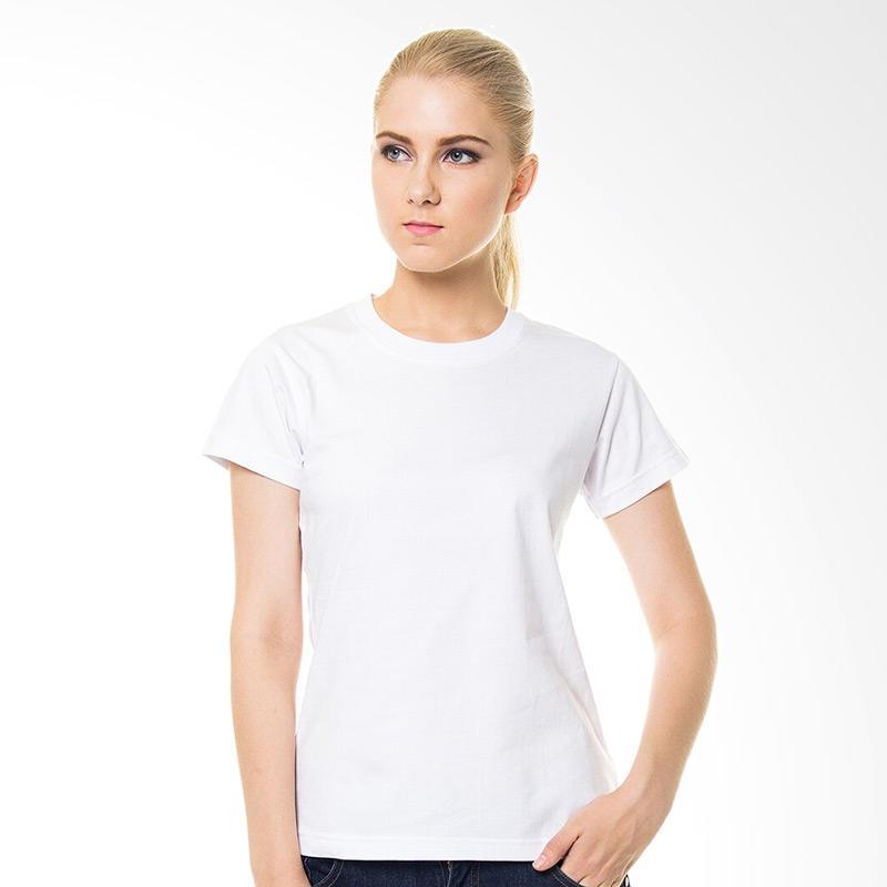 People's Denim DD11 Ladies T-shirt - White