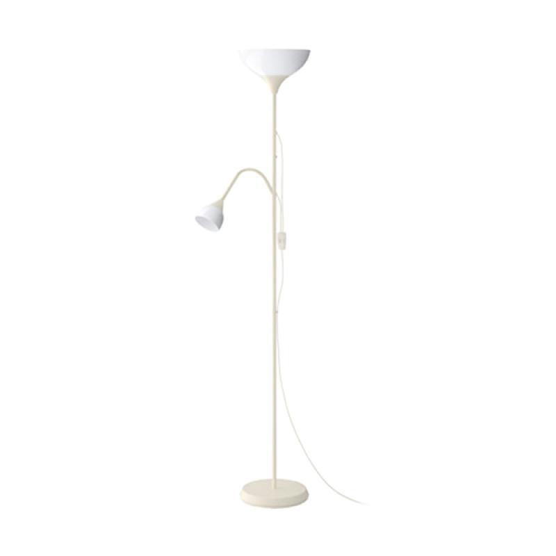 Ikea Not Lampu Lantai Sorot Putih