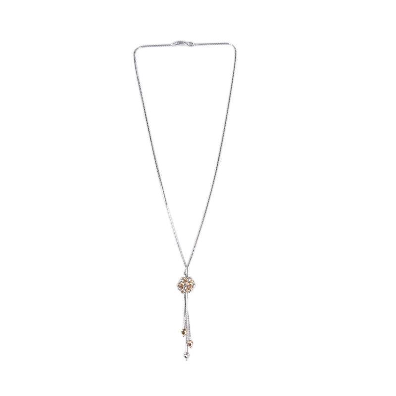 harga Kinina Tipe 2485 Kalung Emas Putih [18K] Blibli.com