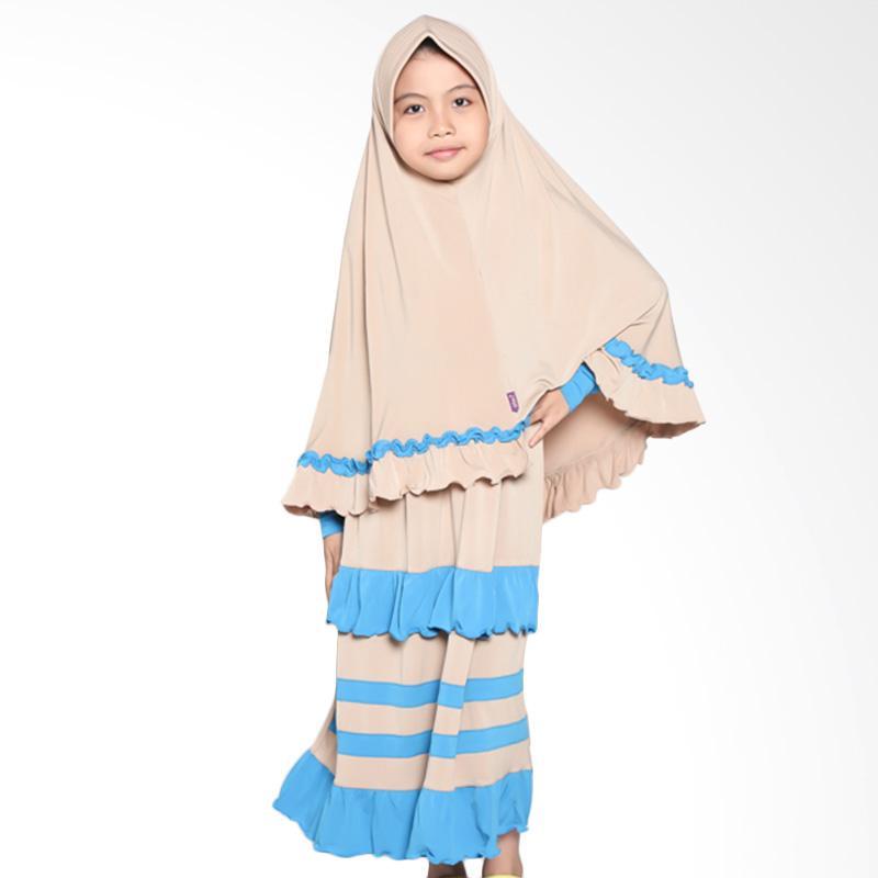 Allev Halima Carita Baju Muslim Anak