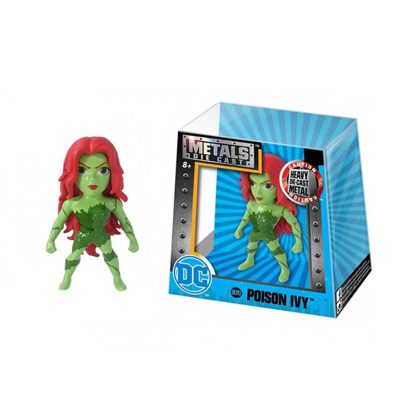 Jada DC Girl M393 Poison Ivy Figure [2.5 Inch]