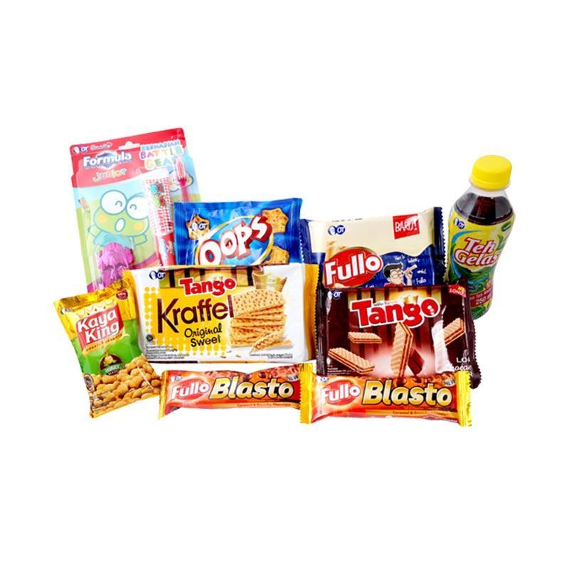 harga Paket Bingkisan OT Paket D [15 Bingkisan] Blibli.com