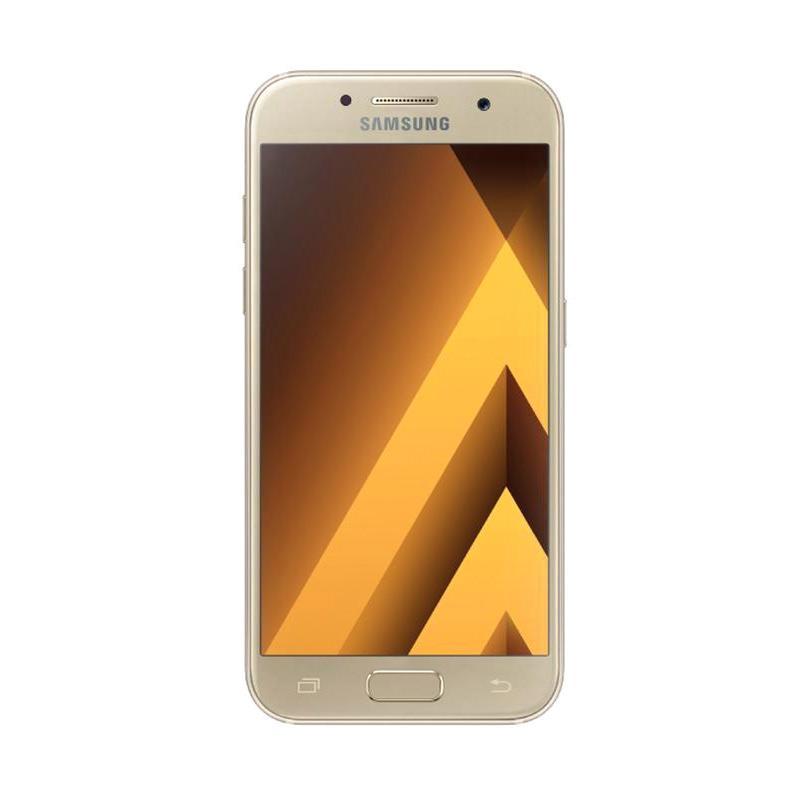 Samsung Galaxy A5 (2017) (Gold Sand, 32 GB)