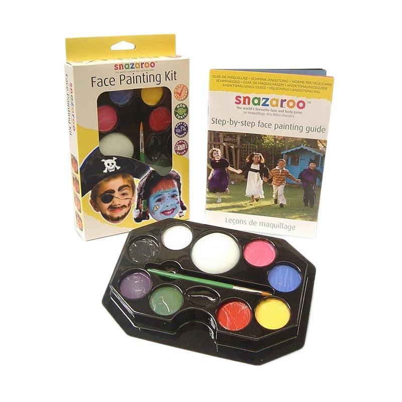 harga ELC Snazaroo Bright Face Painting Kit - 118949 Blibli.com