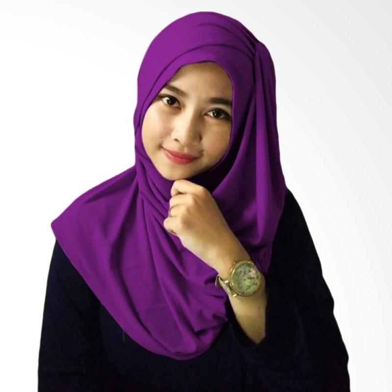 Milyarda Hijab Alesya - Ungu