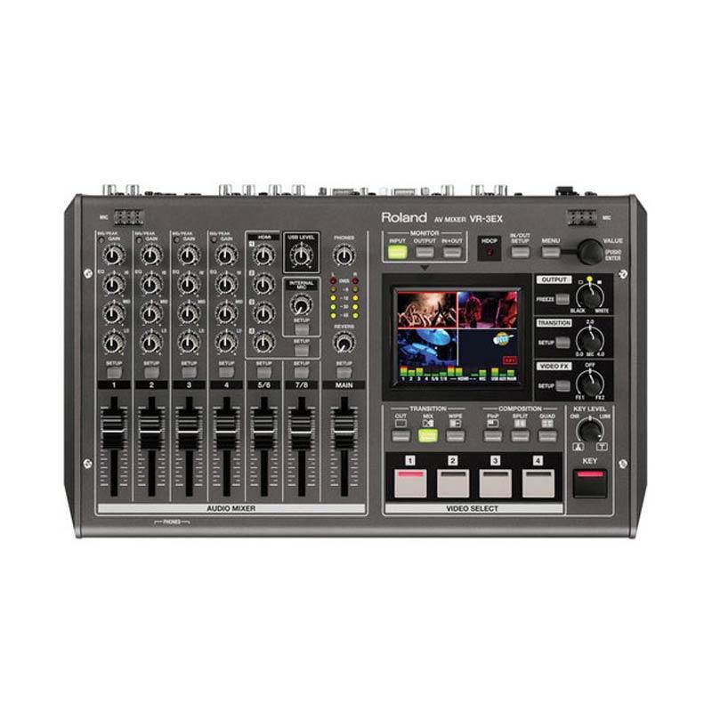 harga Roland Edirol VR-3EX Video Mixer Blibli.com