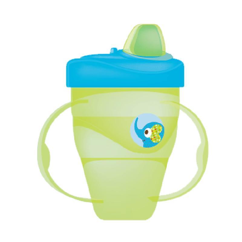 BabySafe AP006 Cup Hard Spout - Green [210 mlL]