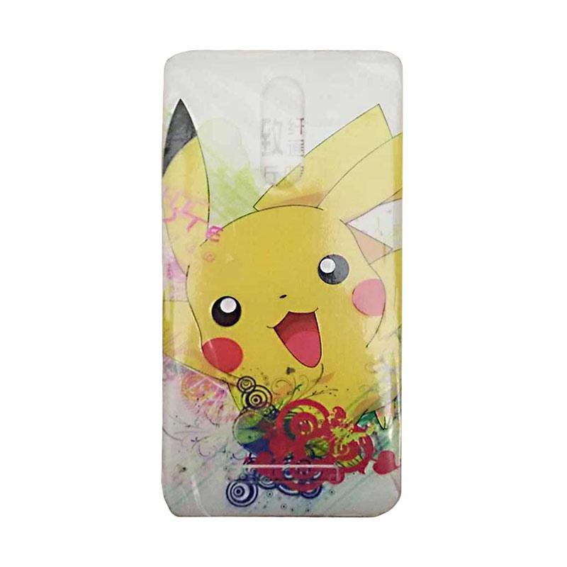 FDT TPU Pokemon 003 Casing for Xiaomi Redmi Note 3