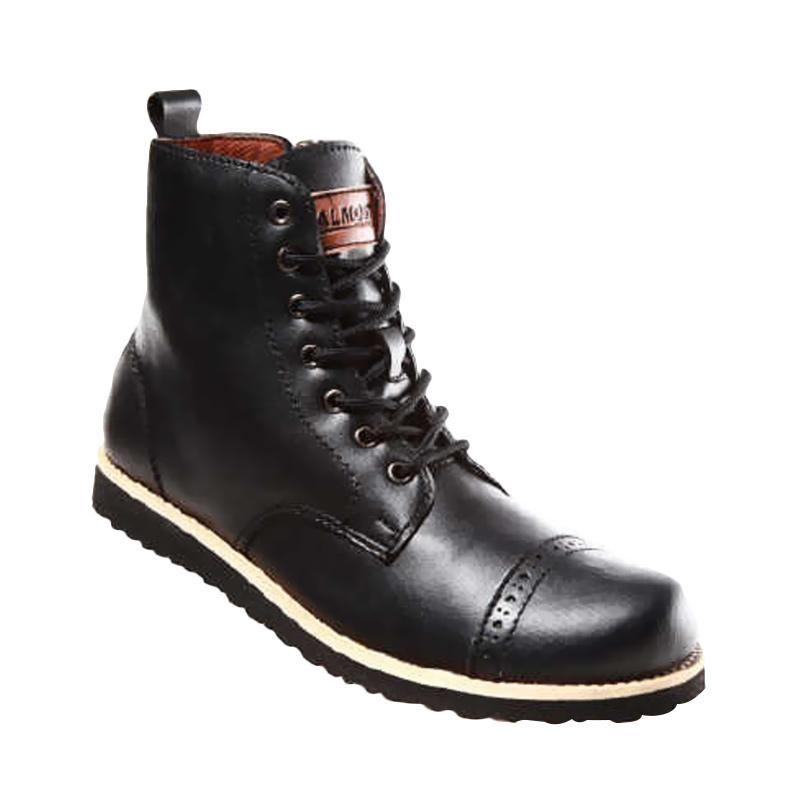 harga Handmade Almost Magnum Sepatu Boot - Black Blibli.com