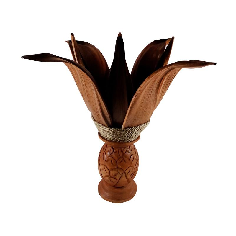 harga Lily Lamp Art Bali Nenas Lampu Meja Blibli.com