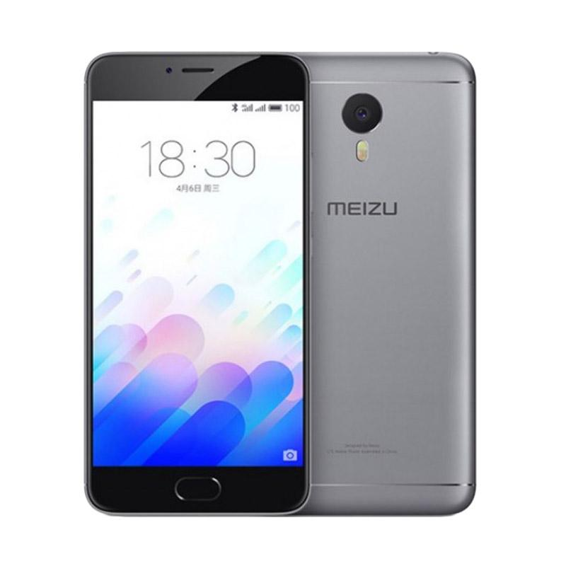 Meizu M3 Note Smartphone - Grey [16 GB/ 2 GB]