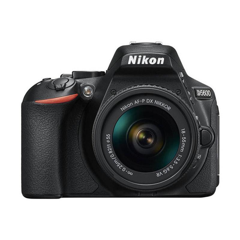 harga Nikon D5600 Kit AF-P 18-55mm VR Kamera DSLR Citra Photo Lovers Blibli.com