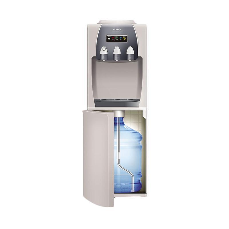 Sanken HWD-Z87 Dispenser - Silver