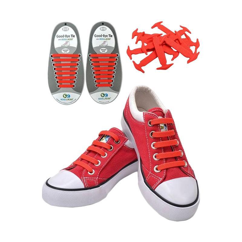 Koollaces Anak Tali Sepatu - Red