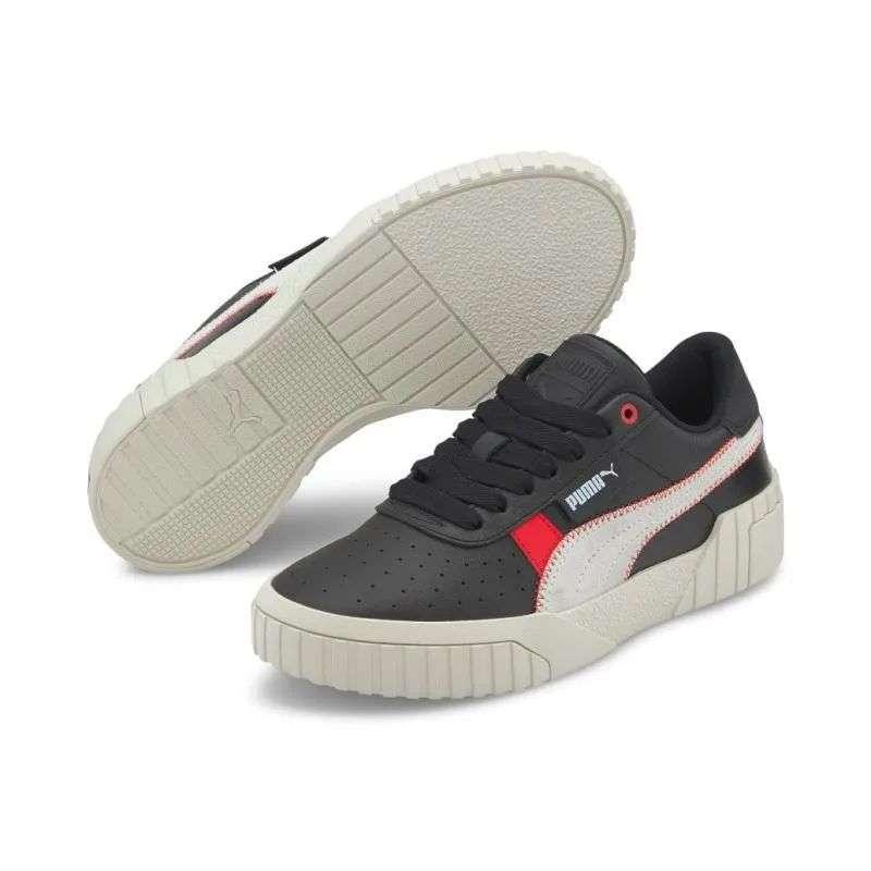 PUMA Women Cali Retro Shoes 372095 02 Dijamin 100 Original